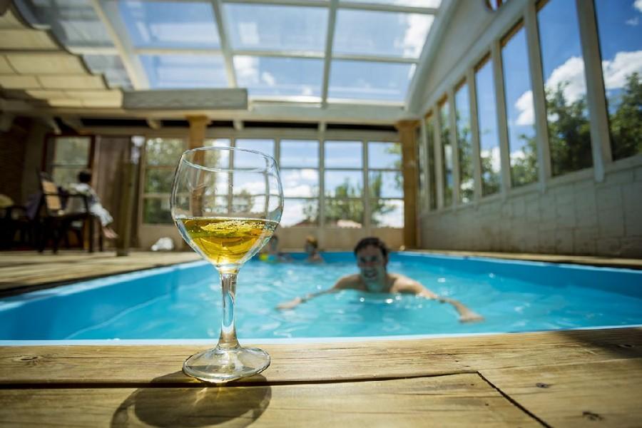Casa rural burgos casa rural montealegre casa con - Casa rural en valladolid con piscina climatizada ...