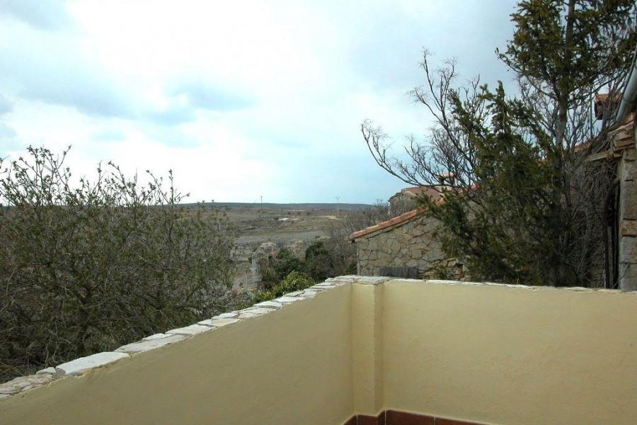 Casa rural el mirador de rello rello tierras de for El mirador de villalbilla