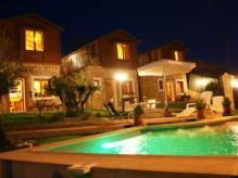 Cabañas Románticas con piscina