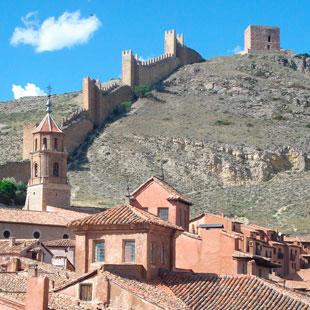 Albarracín y Serranía,Parque Cultural arqueológico
