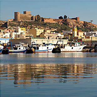 Almería, ciudad abierta al Mediterráneo