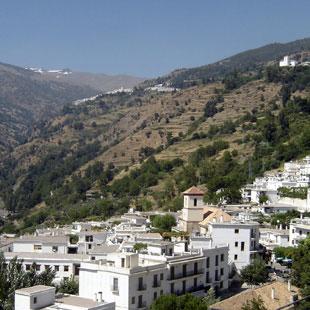 Alpujarra granadina y Valle de Lecrín, una delicia
