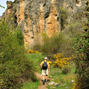 Barranco del río Dulce, un Parque Natural a medida