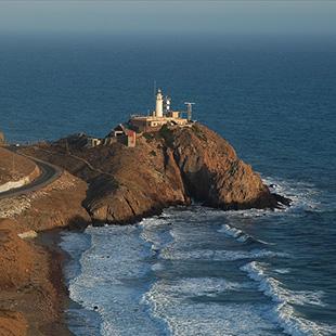Cabo de Gata-Níjar, paisajes que llegan al alma