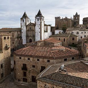 Cáceres, bella Ciudad Patrimonio de la Humanidad