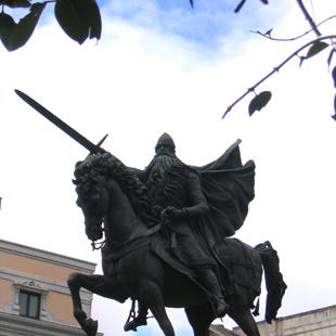 Camino del Cid, rememorando su destierro