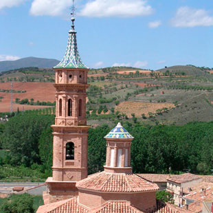 Camino del Cid en Zaragoza, paisajes maños únicos