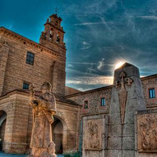 Camino de Santiago Riojano, románico y gótico