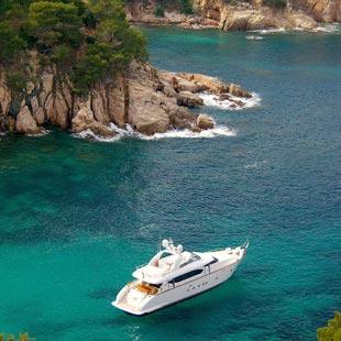 Costa Brava, fascinación marítima y paisajística