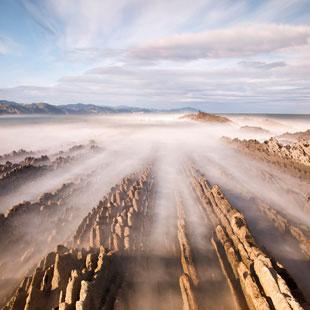 Costa Urola, entre parques, olas, playas y dunas