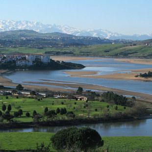 Dunas de Liencres,Parque Natural junto a Santander
