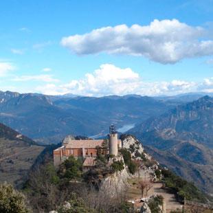 Desde Berga por el asombroso Berguedà fascinante