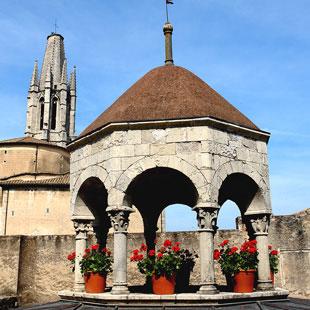 Gerona medieval conmovedora y Gironés fascinante