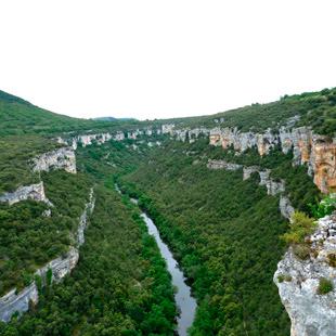 Hoces del Alto Ebro y Rudrón, Parque Natural