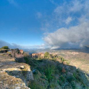 Montsant, Sierra de Parque Natural en el Priorat