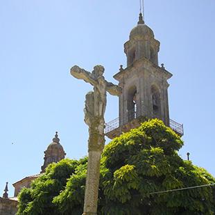 Ourense, ciudad del agua, y bella Terra Allariz