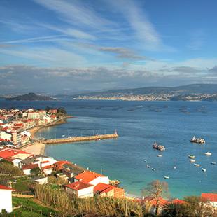 Ría de Pontevedra y su Tierra, sorpresas continuas