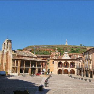 Riaza y Ayllón, arquitectura medieval señorial