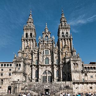 Santiago de Compostela, meta jacobea fascinante