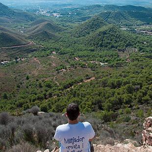 Serra Calderona, paisajes para otear y castillos