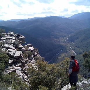 Sierra de Espadán, alcornocal y buenos parajes