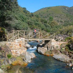 Naturaleza por doquier en Sierra de Gata