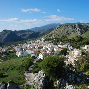 Sierra de Grazalema, majestuoso paisaje y arte