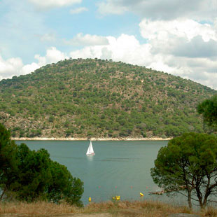 Sierra Oeste Madrileña, pueblos de agua y aves