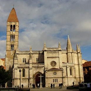 Valladolid, Corte de Reyes y ciudad museística