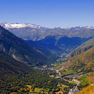 Valle de Arán ensoñador y esquí en Baqueira Beret