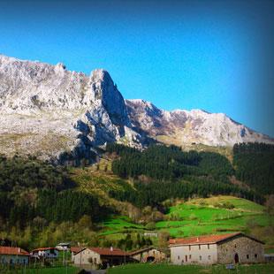 Valle de Arretia, tierra de hadas y brujerías